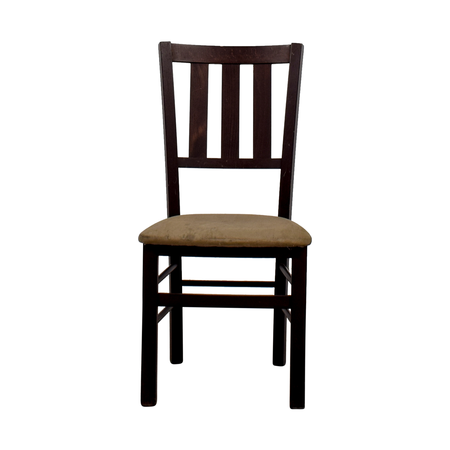 buy Tan and Wood Chair online