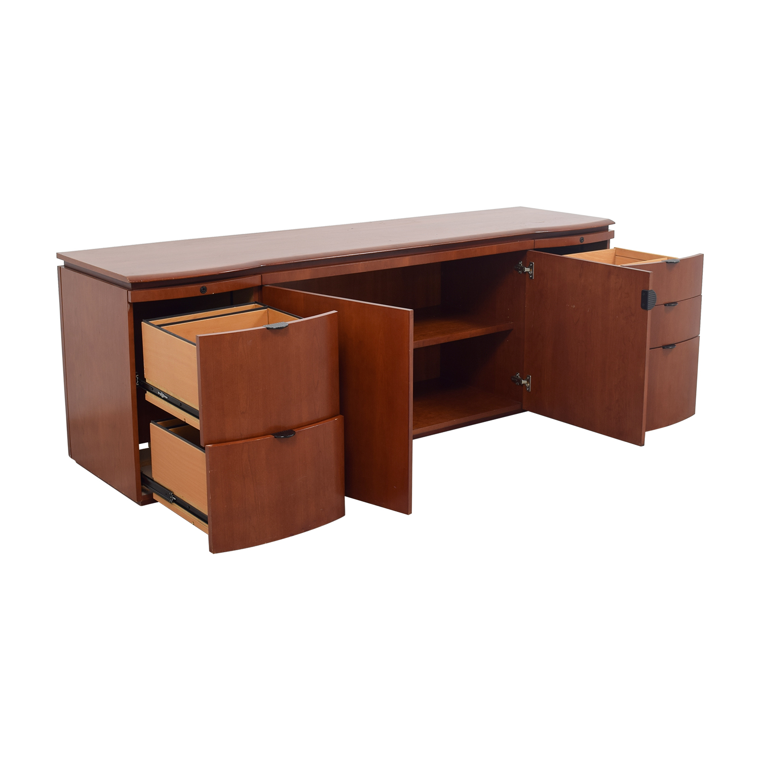 ... Buy Knoll Wood Credenza Knoll Home Office Desks ...