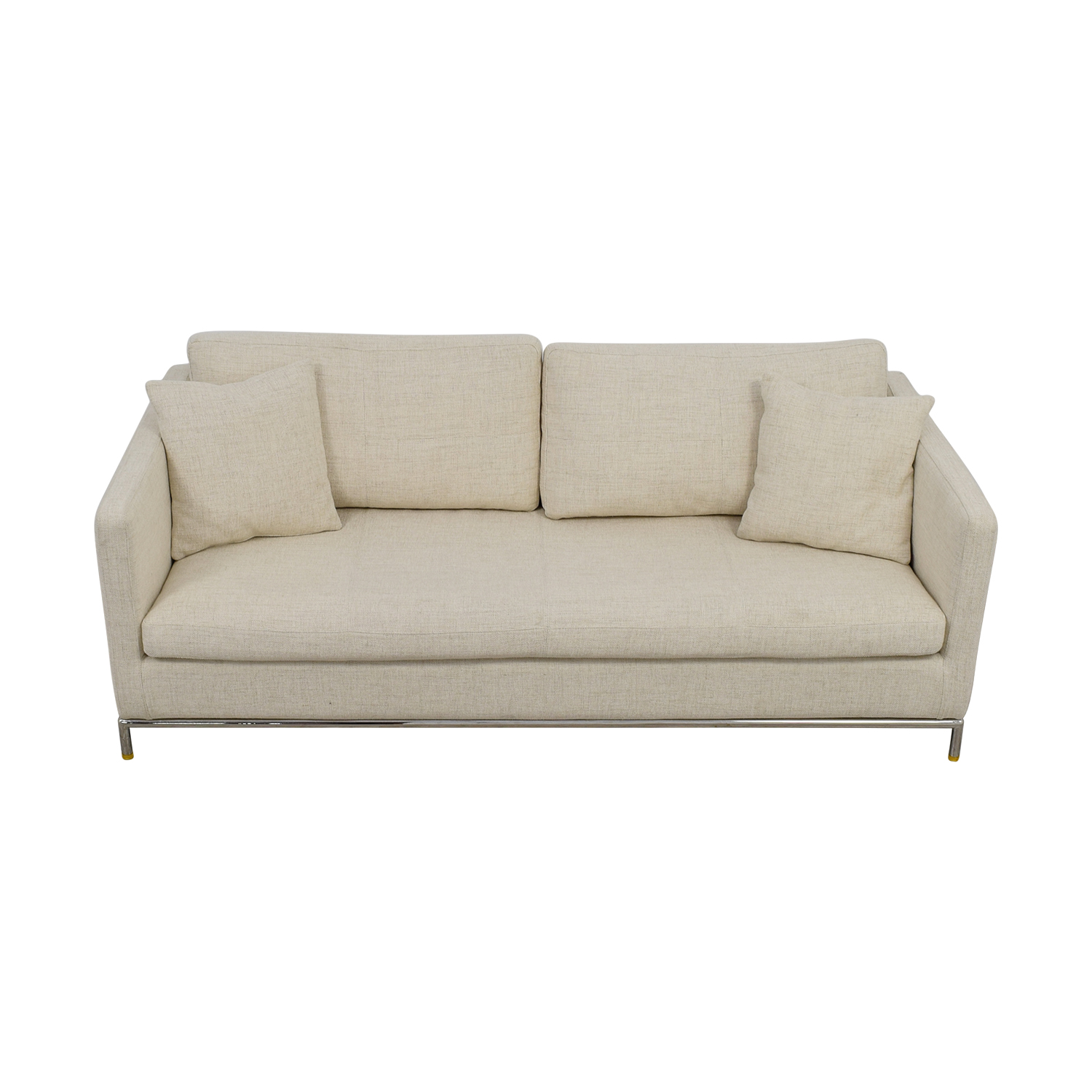 SohoConcept Istanbul Single Cushion Beige Sofa / Sofas