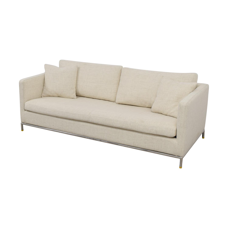 Astonishing 75 Off Sohoconcept Sohoconcept Istanbul Single Cushion Beige Sofa Sofas Gamerscity Chair Design For Home Gamerscityorg