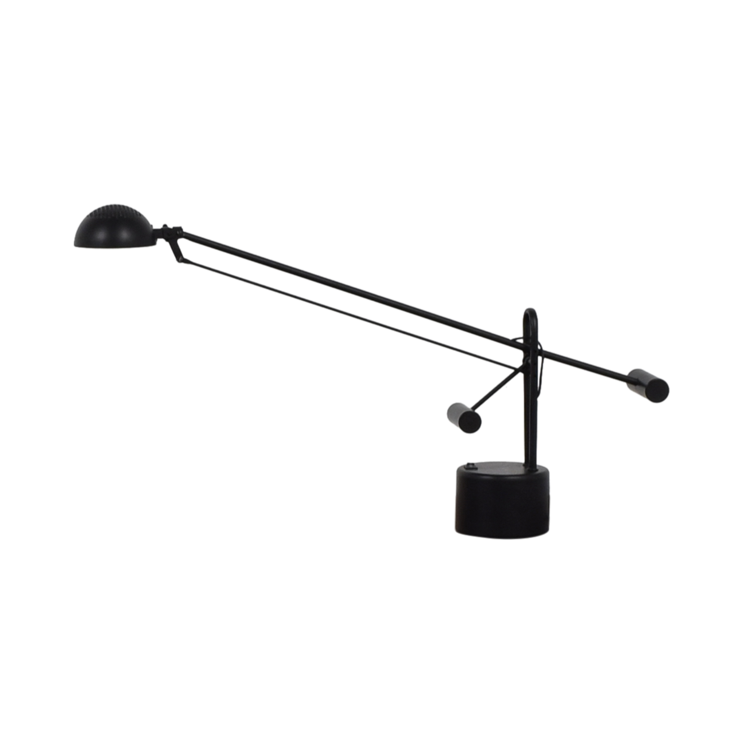 Black Adjustable Table Lamp for sale