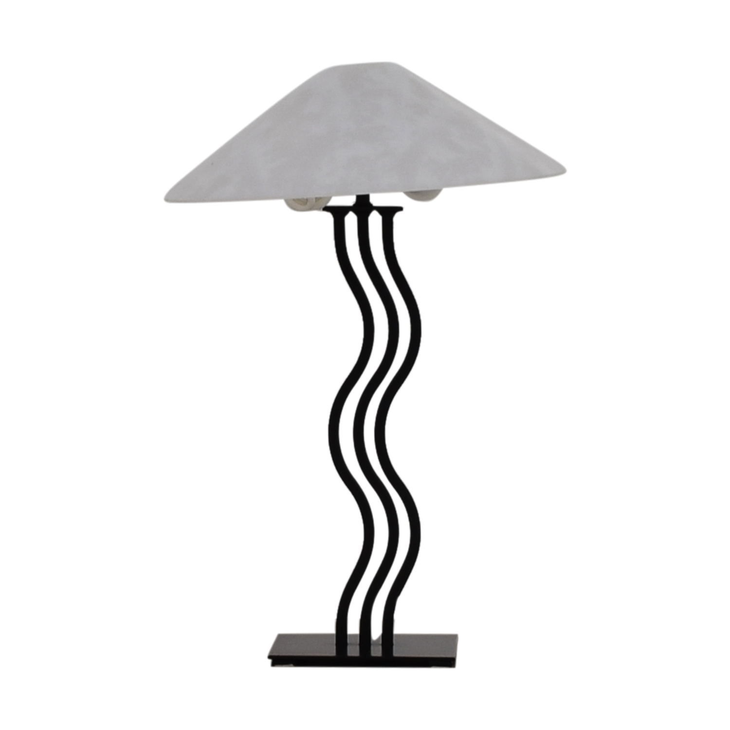 shop Art Deco Wave Table Lamp online