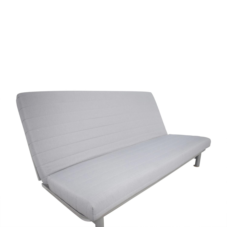 33 Off Ikea Ikea Grey Futon Sofas