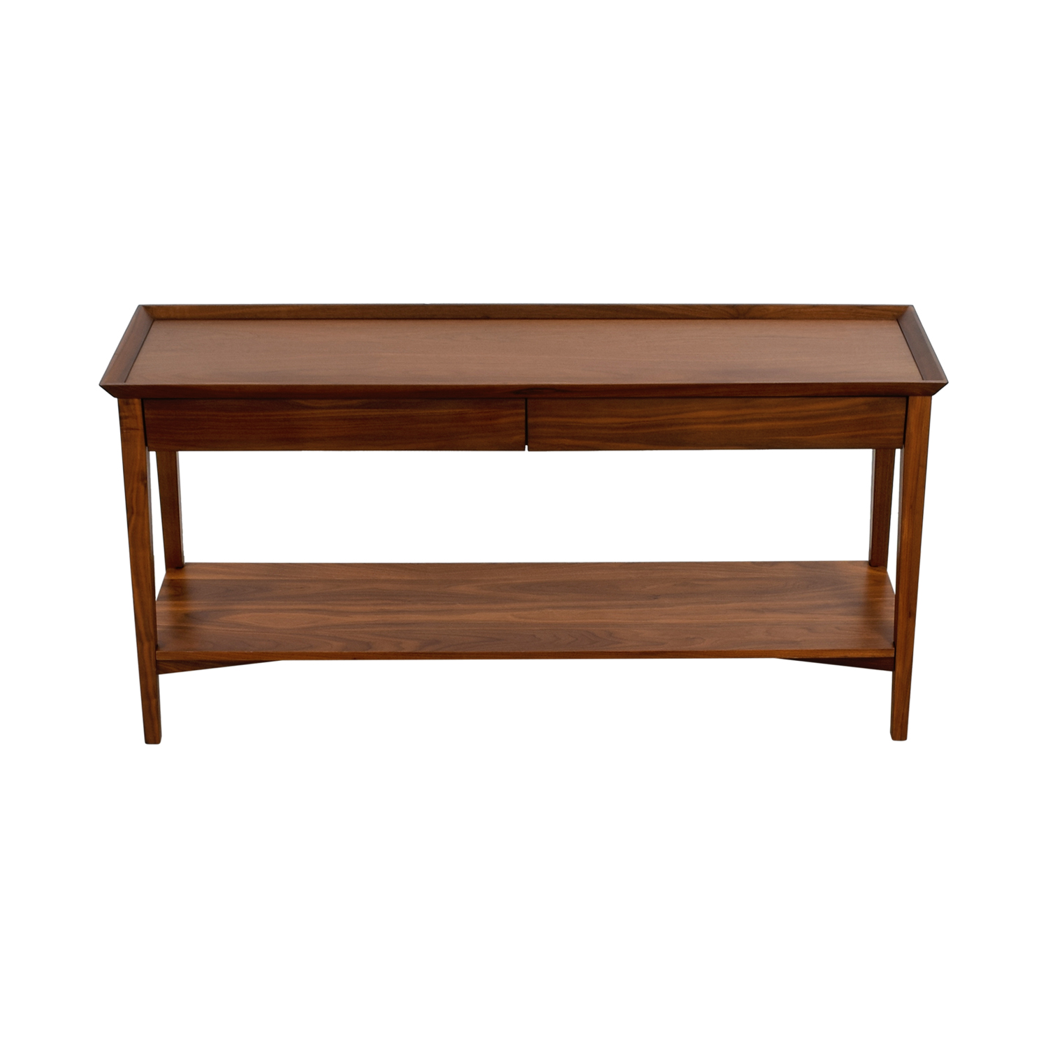 CB2 CB2 Two-Drawer Console Table Accent Tables