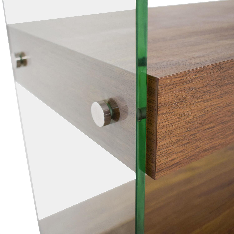 Made.com Made.com Wood and Glass Bookcase price
