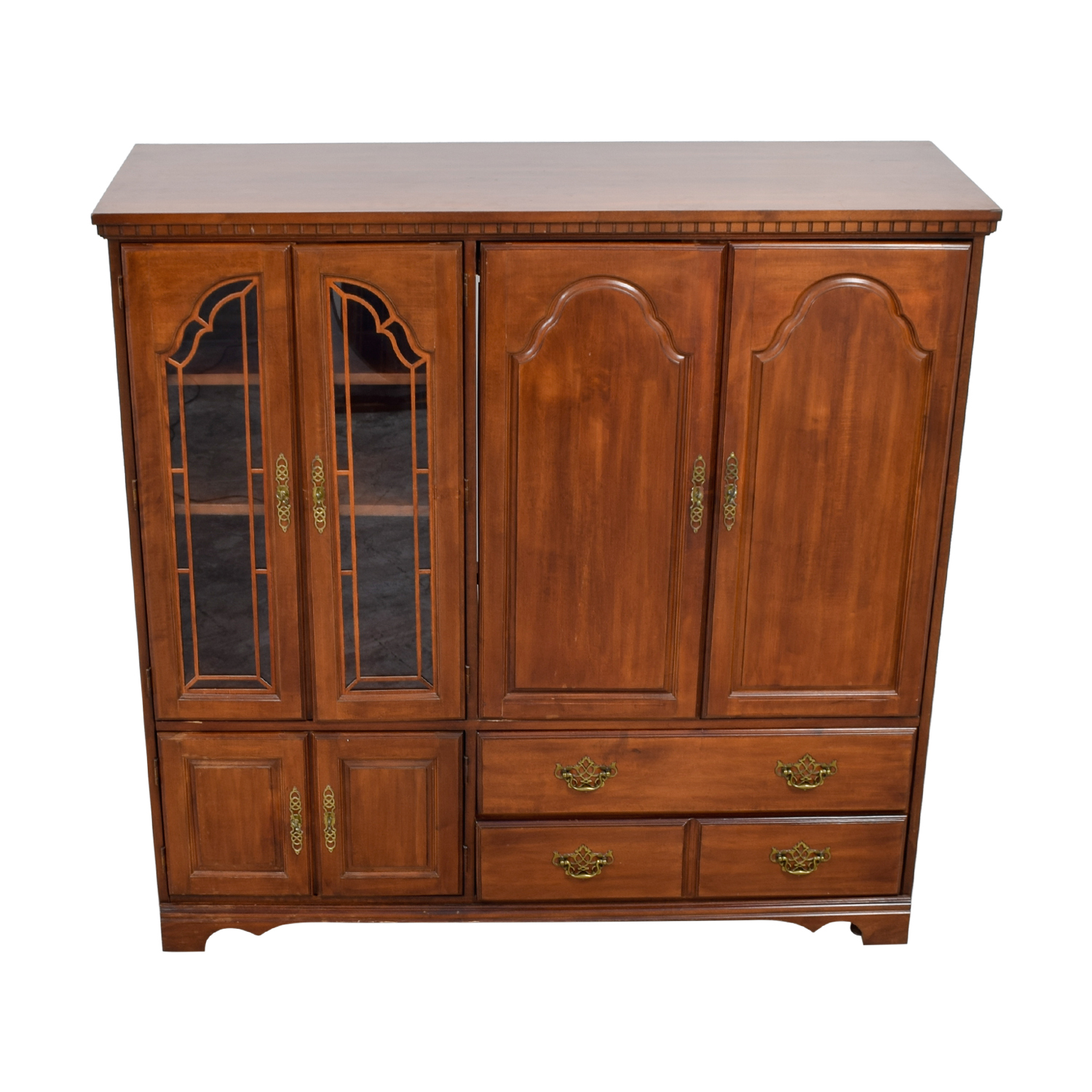 buy JC Penney JC Penney Wood Media Storage Cabinet online