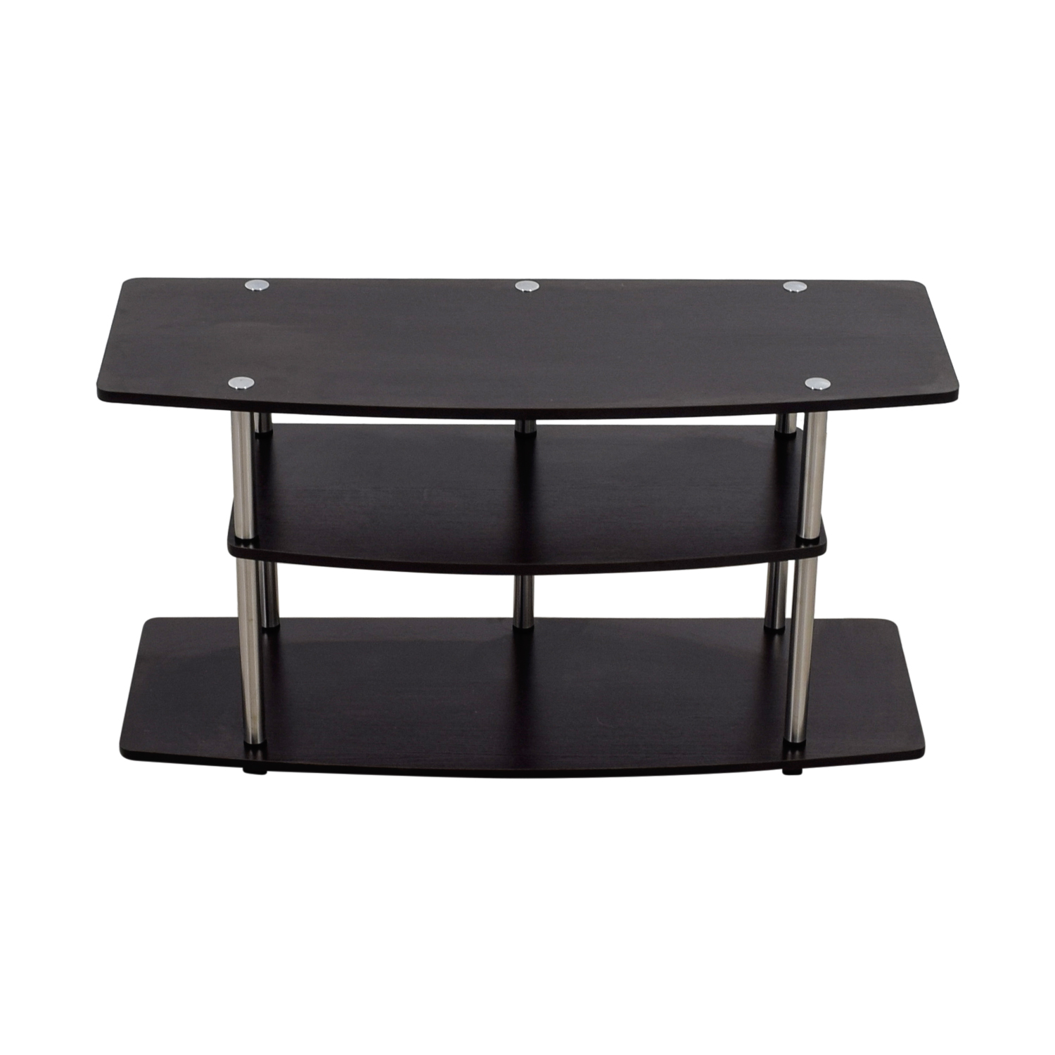 Convenience Concepts Three Tier Wide TV Stand Convenience Concepts