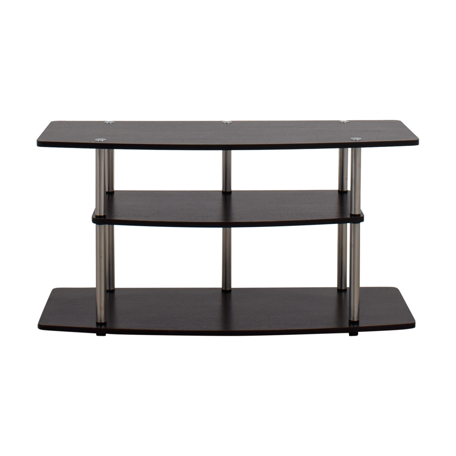 Convenience Concepts Convenience Concepts Three Tier Wide TV Stand Used ...