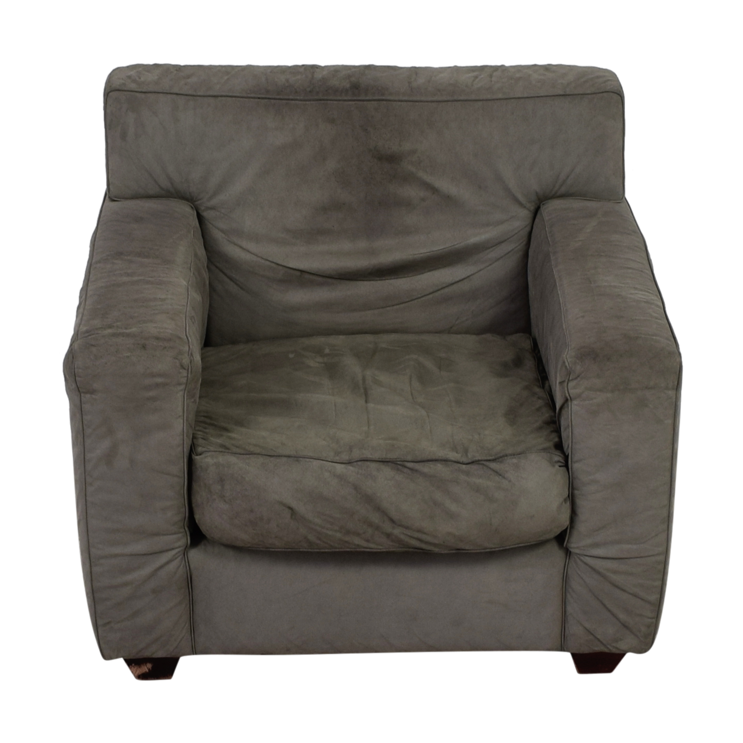 buy Palezetti 1930 Palezetti 1930 JM Frank Inspired Grey Club Chair online