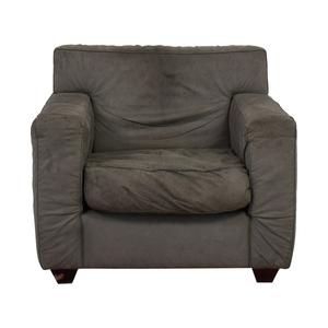 Palezetti Palezetti 1930 JM Frank Inspired Grey Club Chair