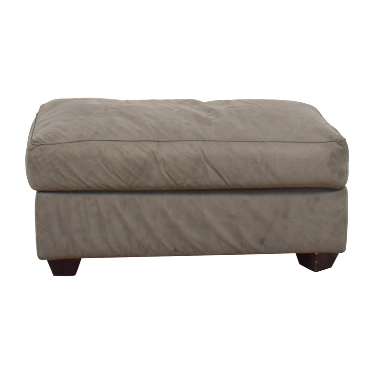 buy Palezetti 1930 JM Frank Inspired 1930 Grey Ottoman Palezetti 1930
