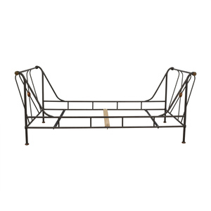 Designer Custom Metal Daybed for sale