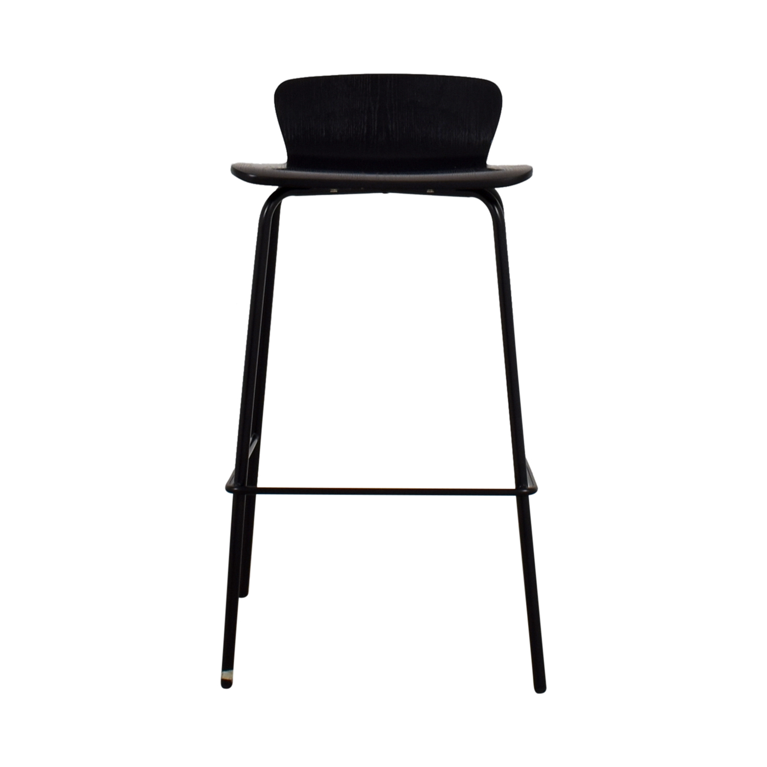 shop Crate & Barrel Crate & Barrel Black Barstool online