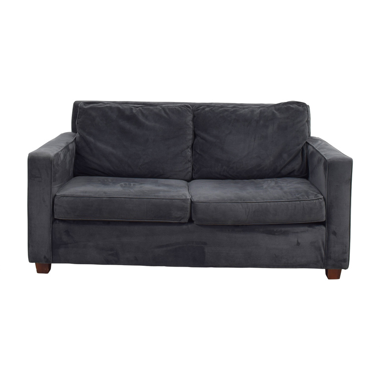 West Elm West Elm Henry Grey Sofa used