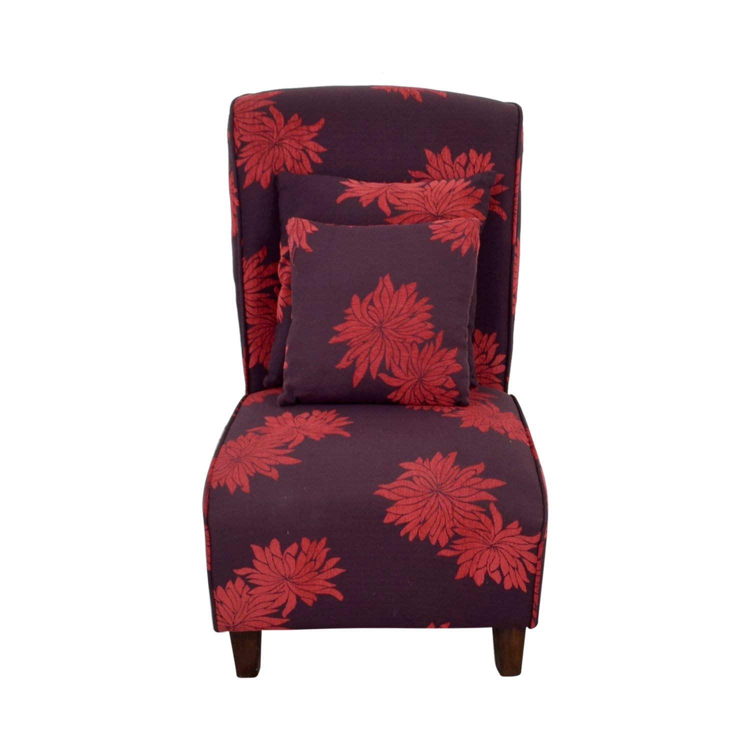 ... Overstock Cocoa Accent Chair Overstock ...