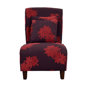 shop Overstock Cocoa Accent Chair Overstock