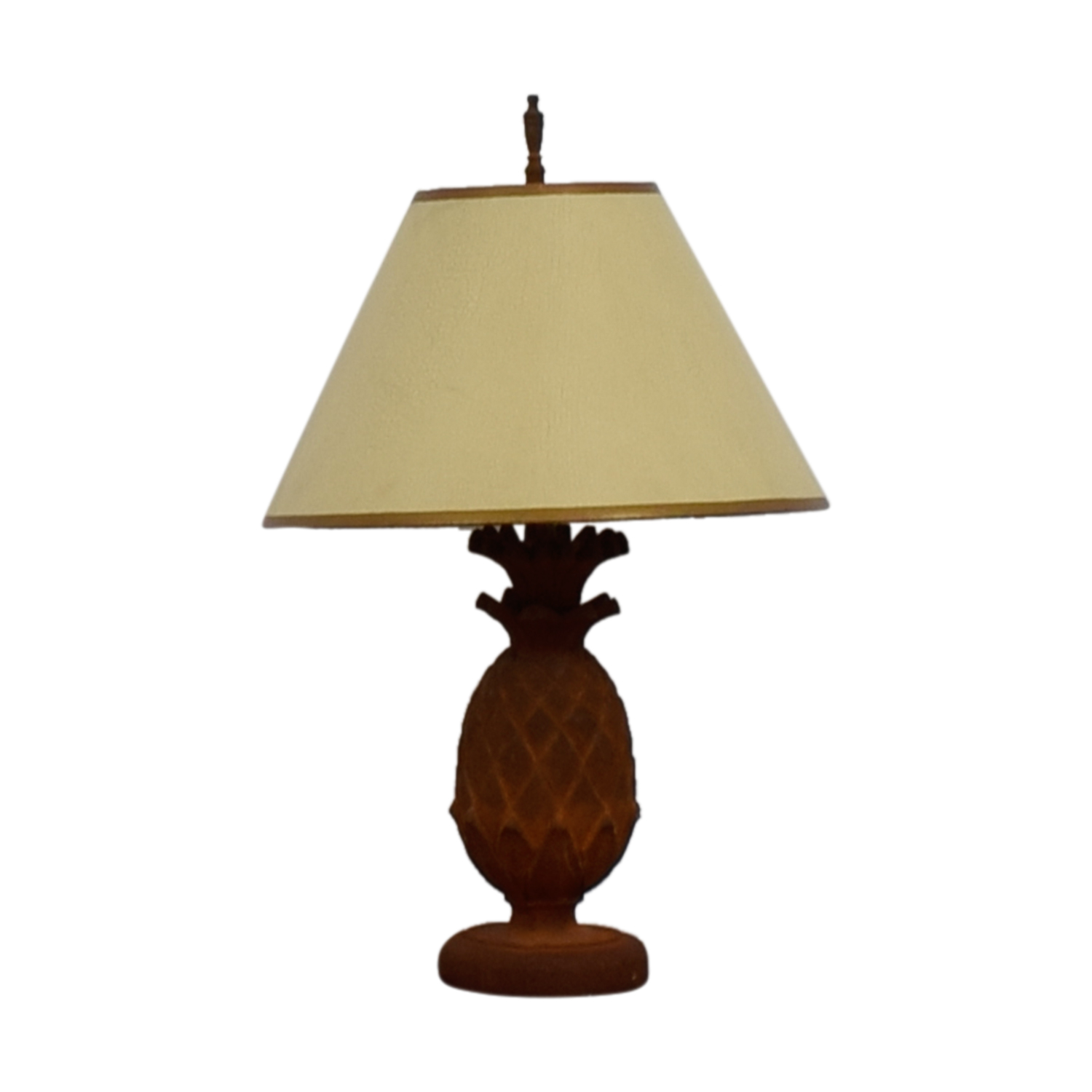 buy Terra-Cotta Pineapple Desk Lamp online