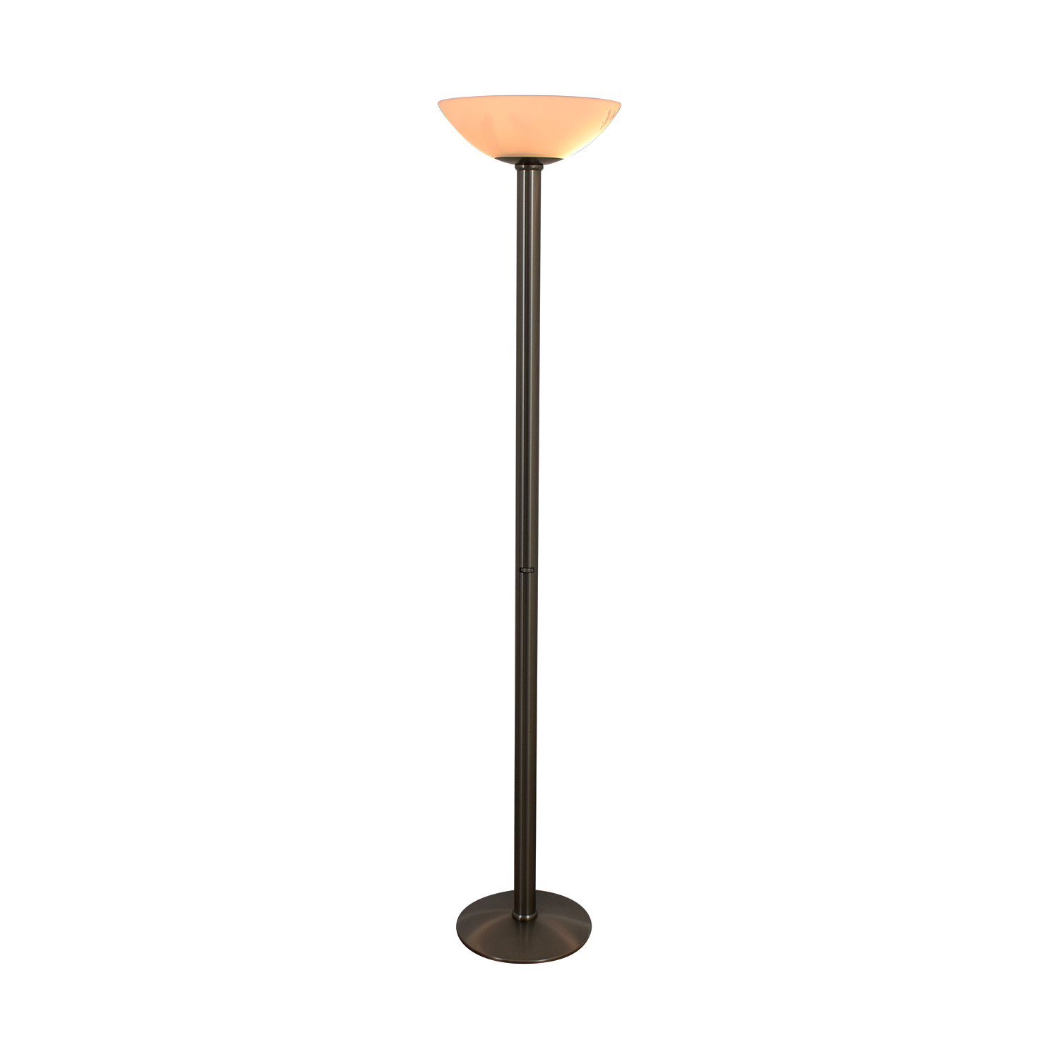 Holtkotter Lighting Holtkotter Lighting 2573 Satin Nickel Torcherie Floor Lamp used