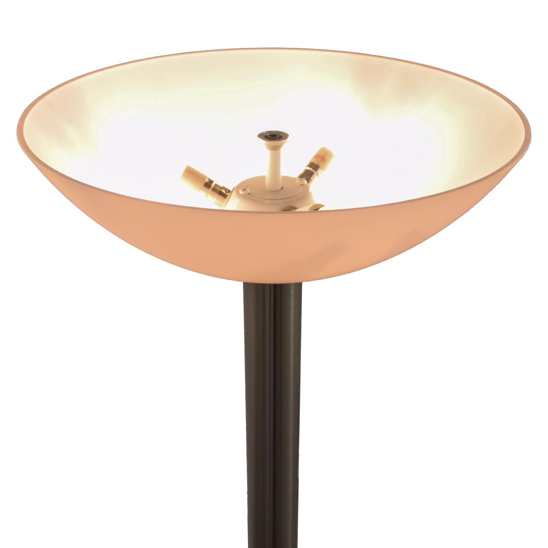Holtkotter Lighting 2573 Satin Nickel Torcherie Floor Lamp Lamps