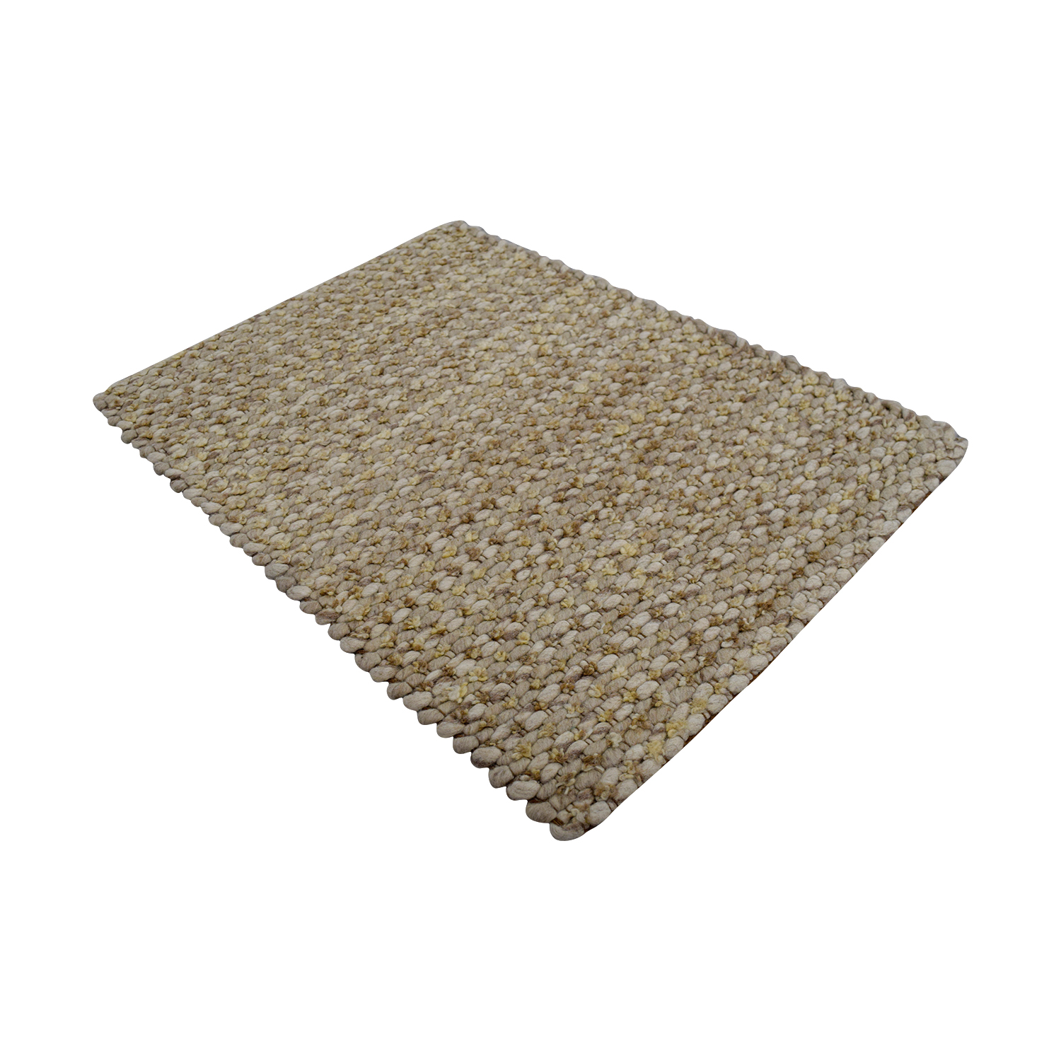 Obeetee Multi-Colored Wool Rug / Decor