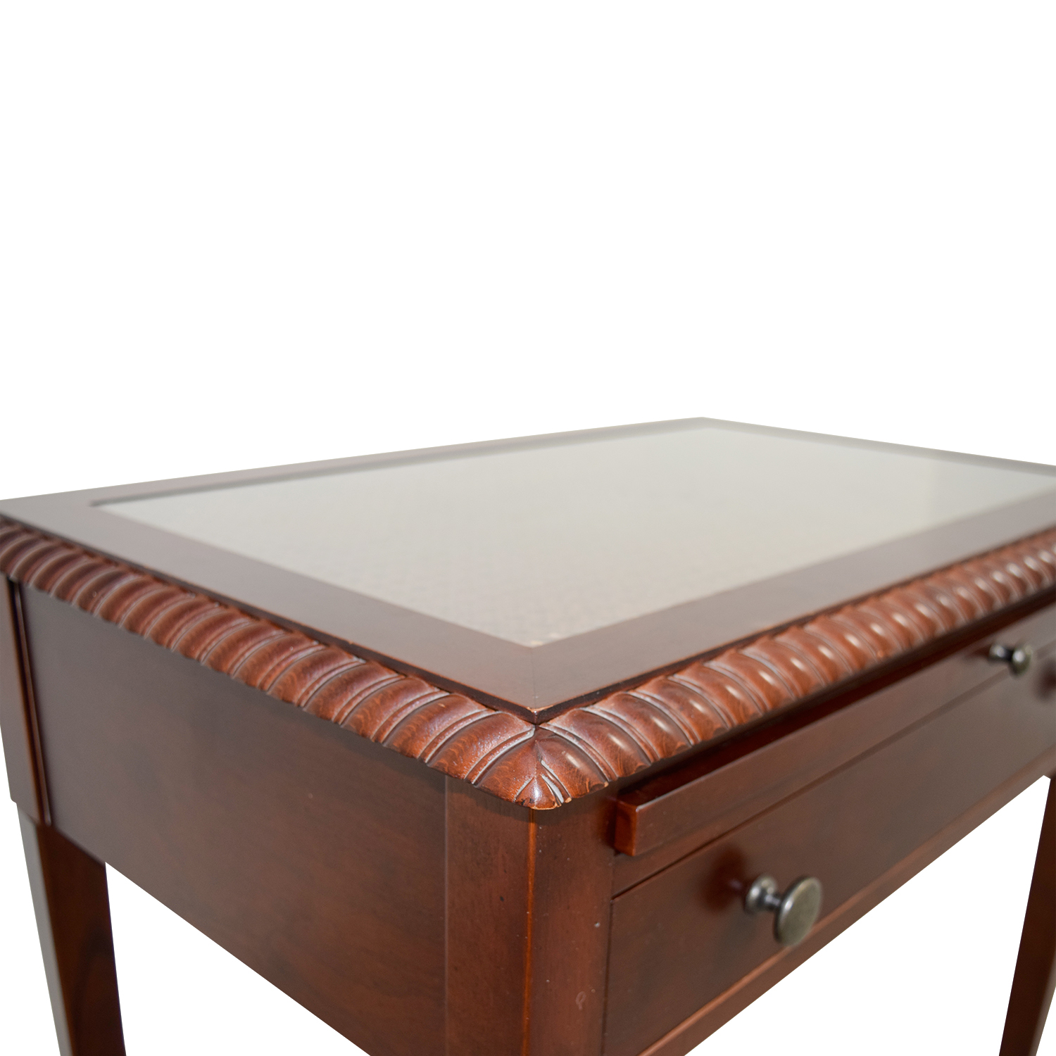 Remarkable 52 Off Bombay Company Bombay Single Drawer With Tray Glass Top Table Tables Beatyapartments Chair Design Images Beatyapartmentscom
