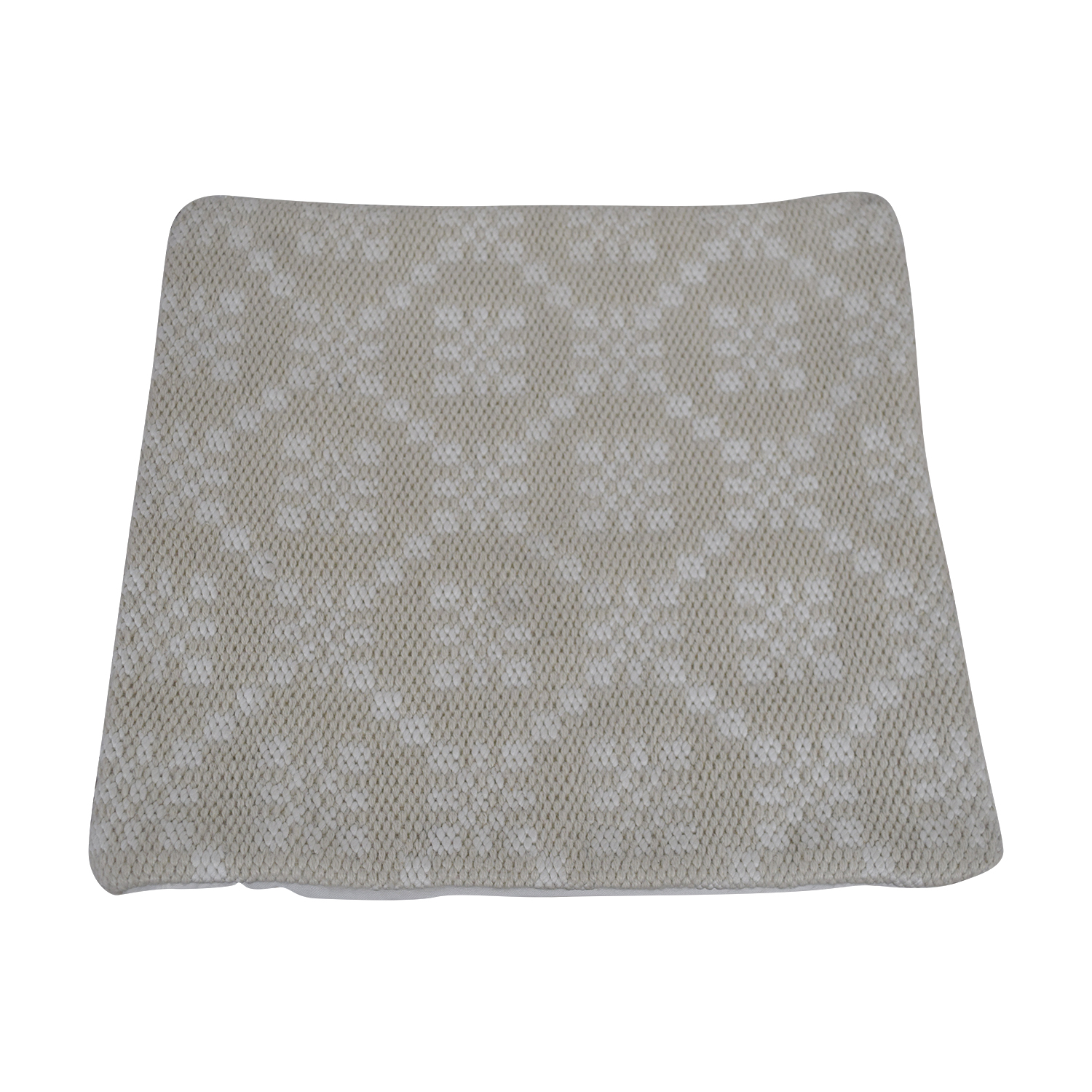 Obeetee Obeetee Tile Ivory Cushion Cover dimensions