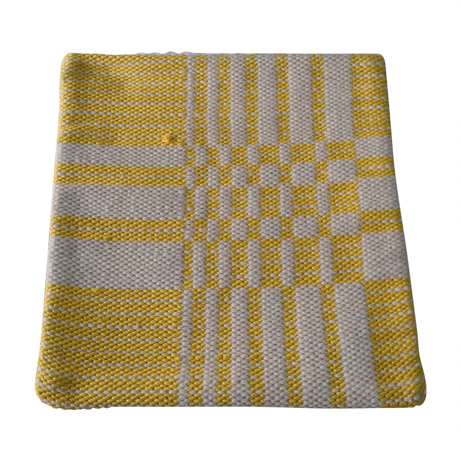 Obeetee Obeetee Geo Yellow Cushion Cover for sale