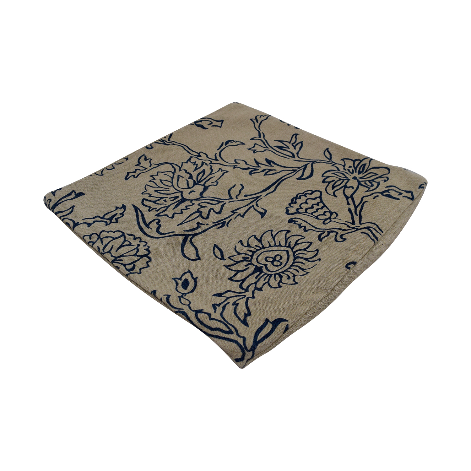 buy Obeetee Obeetee Floral Cushion Cover online