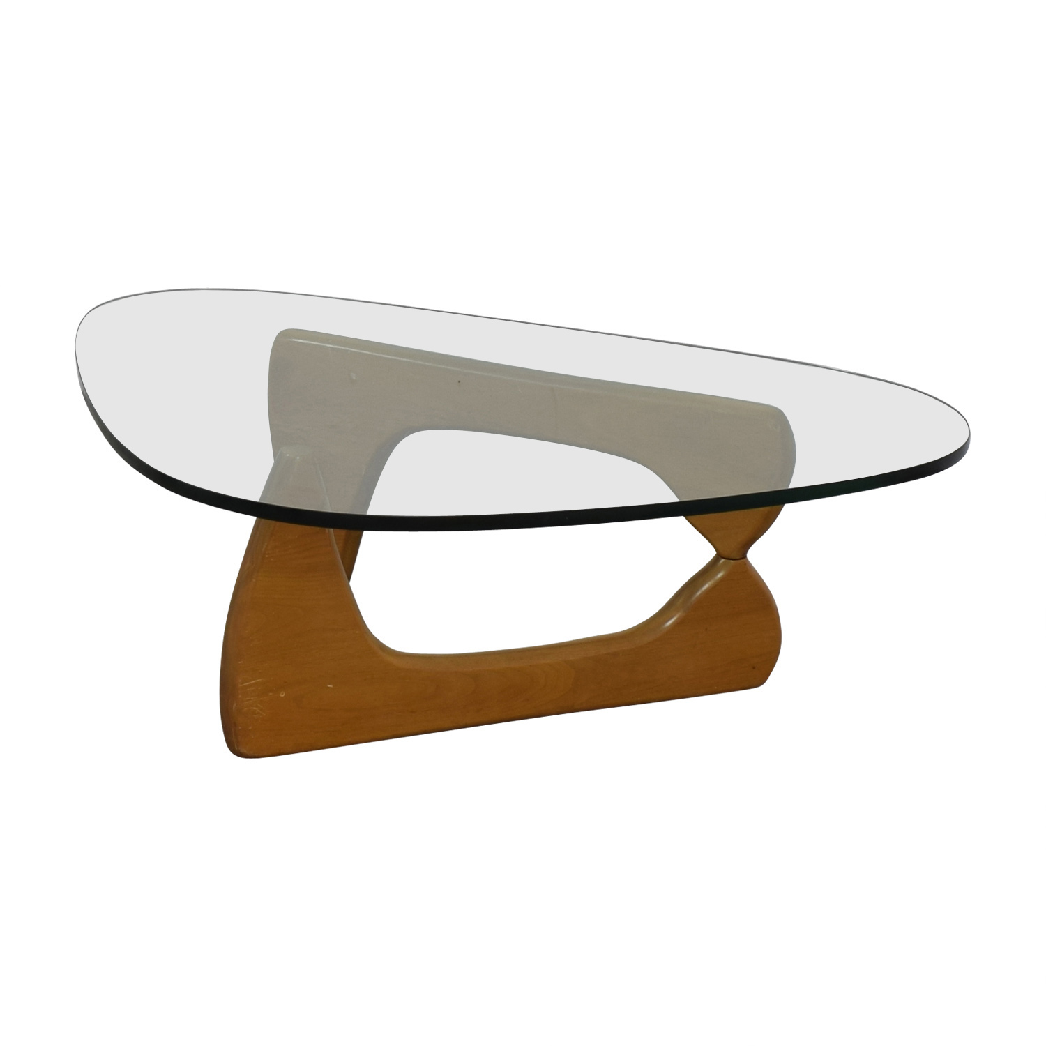 superb Used Noguchi Coffee Table Part - 16: ... buy Herman Miller Noguchi Glass and Wood Table Herman Miller Coffee  Tables ...