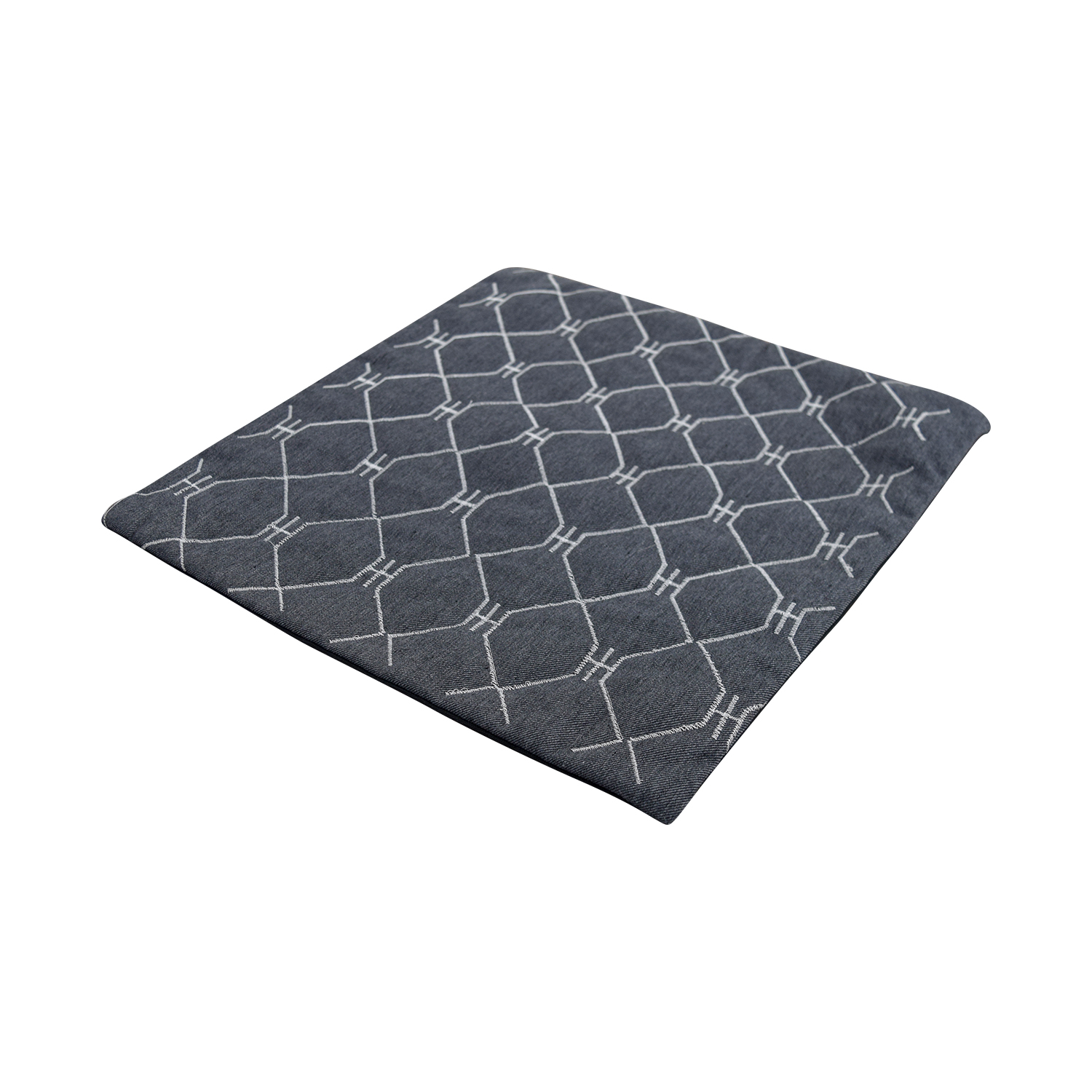 Obeetee Obeetee Grey Cushion Cover discount