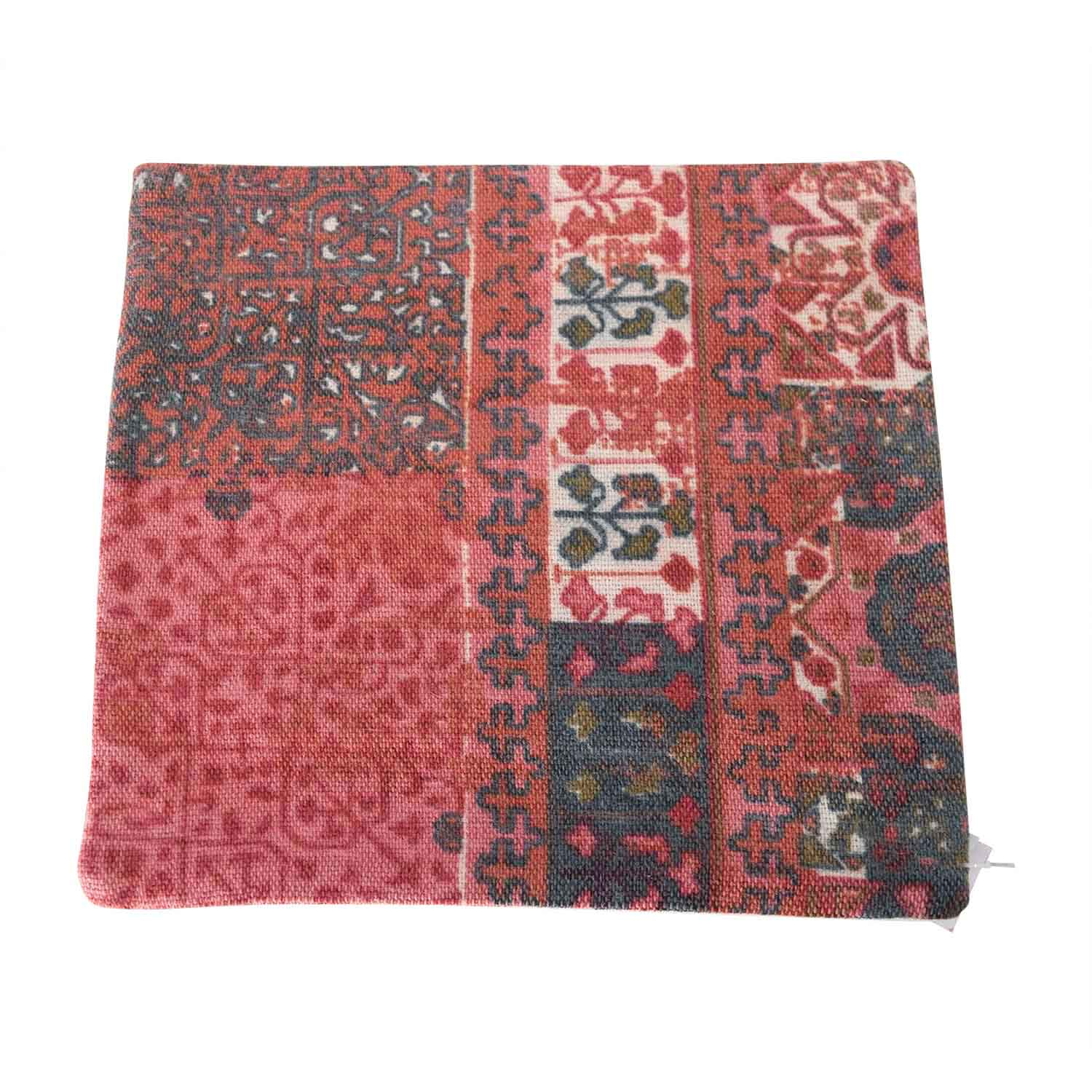 Obeetee Obeetee Red and Black Cushion Cover on sale