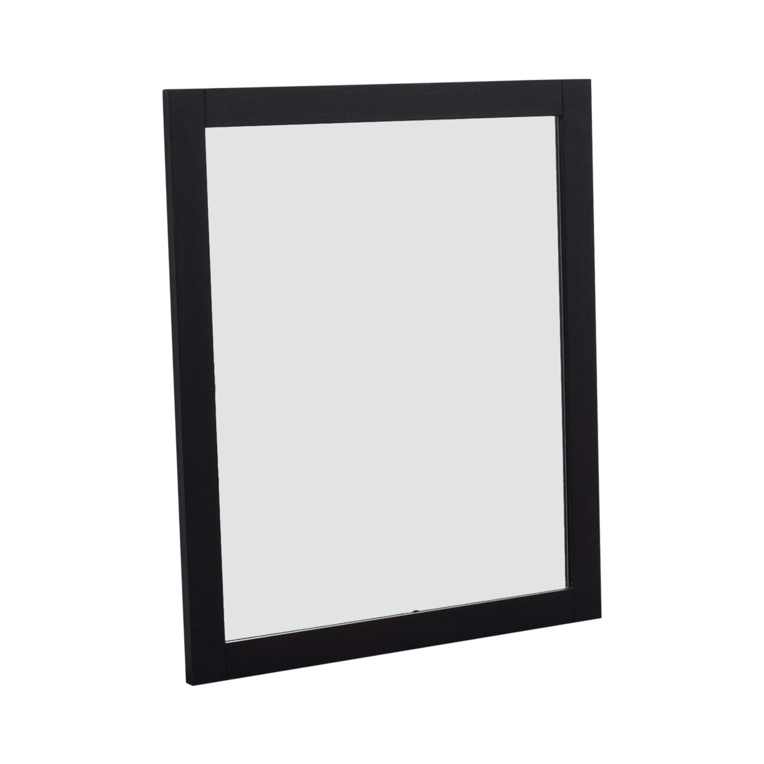 Wood Framed Mirror sale