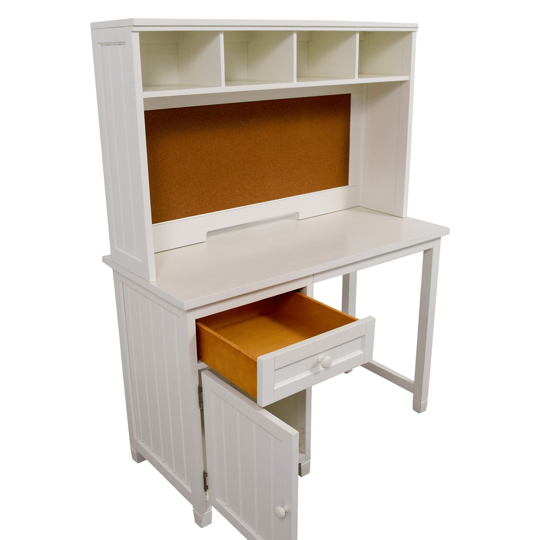 Pottery Barn Teen Pottery Barn Teen White Desk