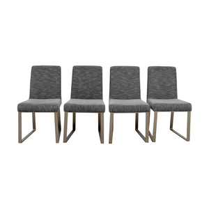 Moe's Moe's Vivo Grey Chairs price
