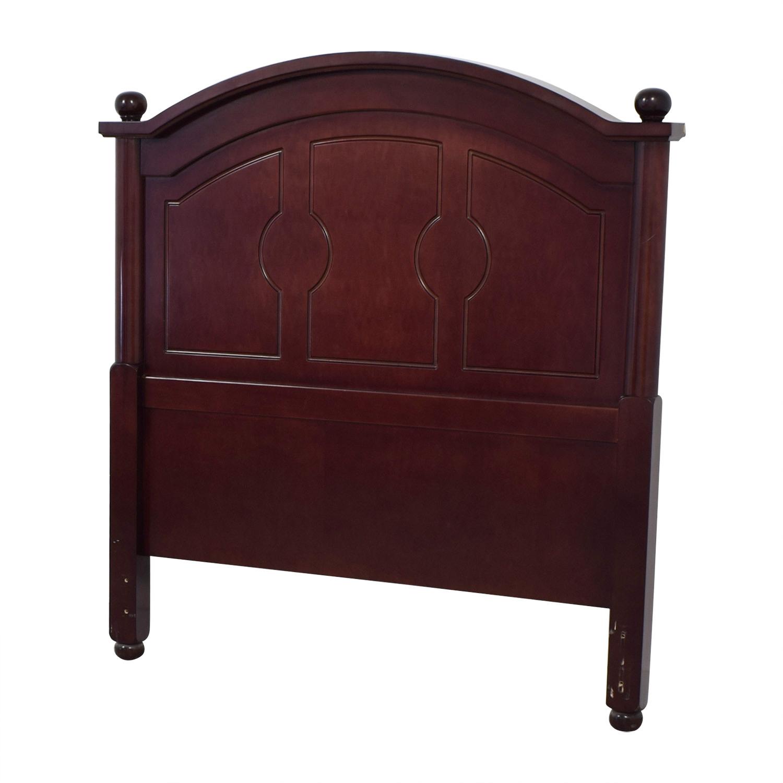 buy  Wood Full Size Headboard online