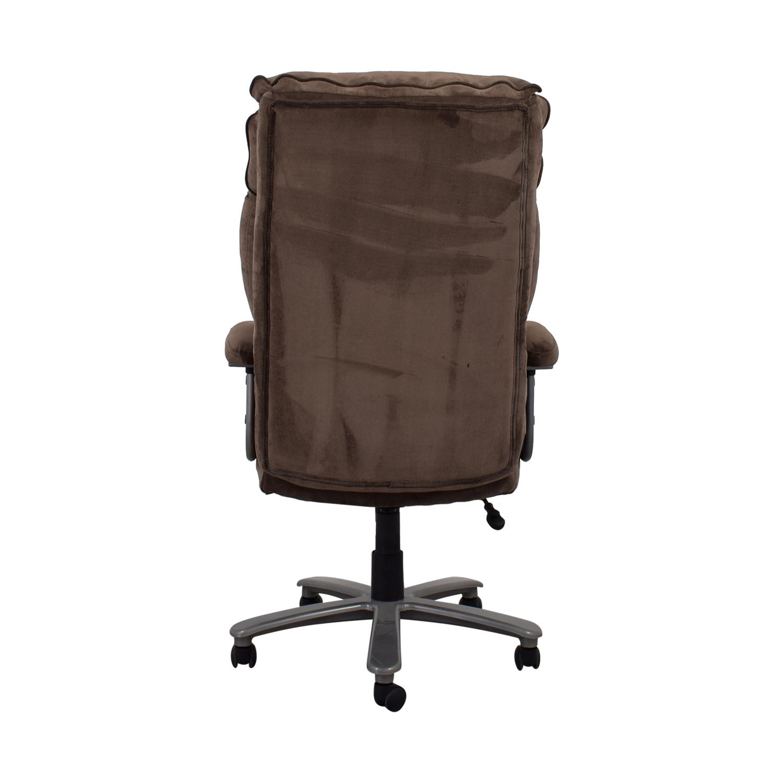 Office Depot Office Depot Grey Office Chair second hand