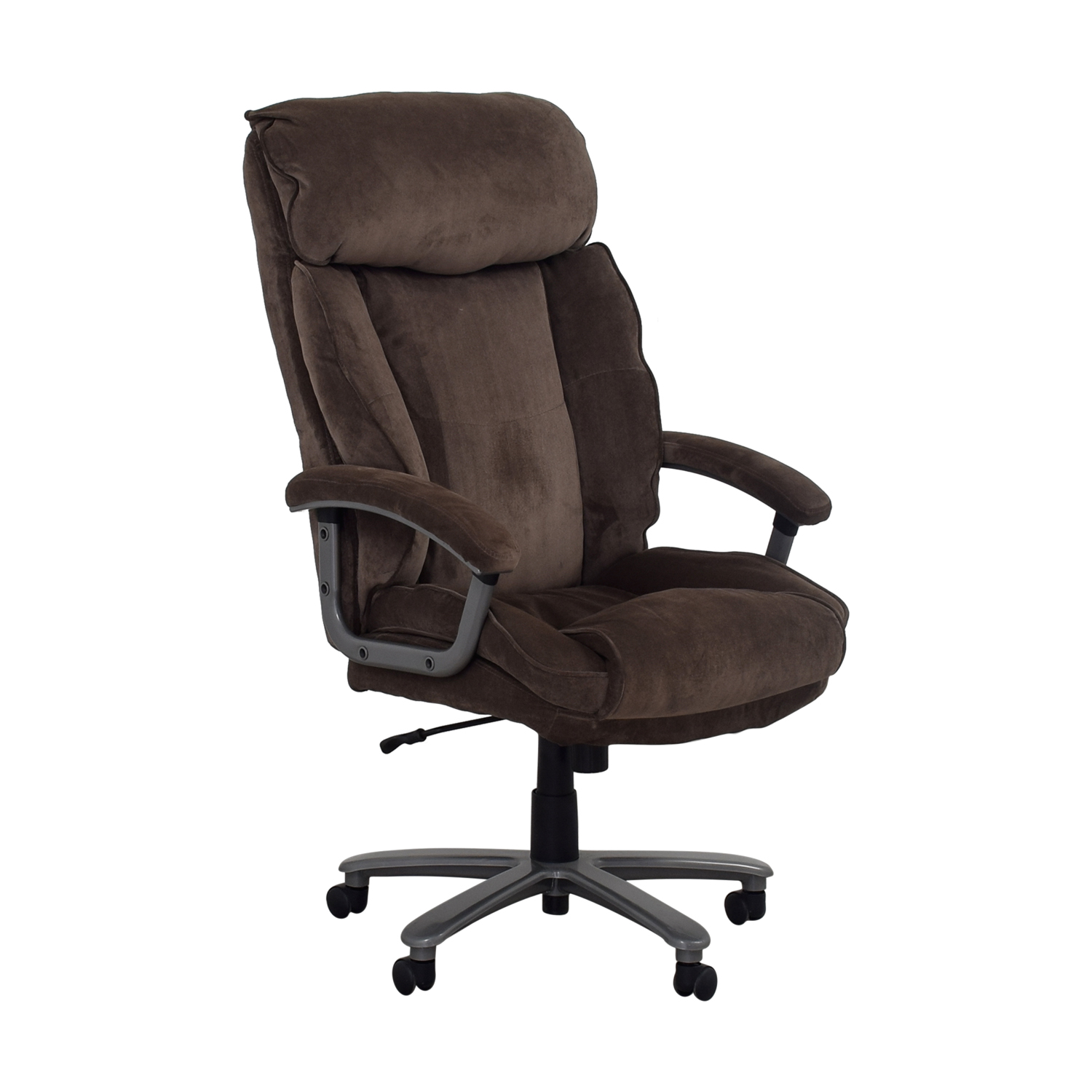 Office Depot Office Depot Grey Office Chair / Chairs