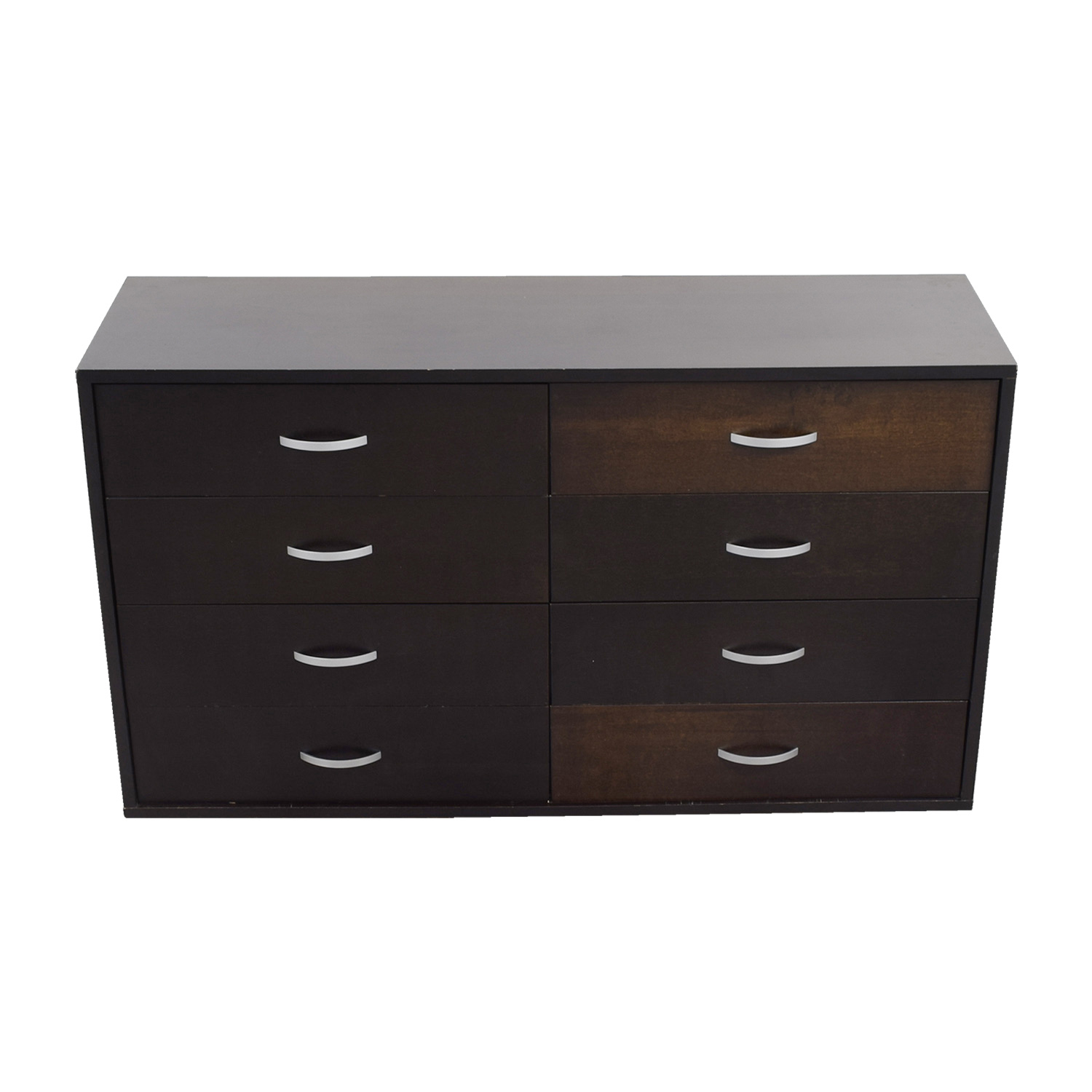 Black Eight-Drawer Dresser dimensions