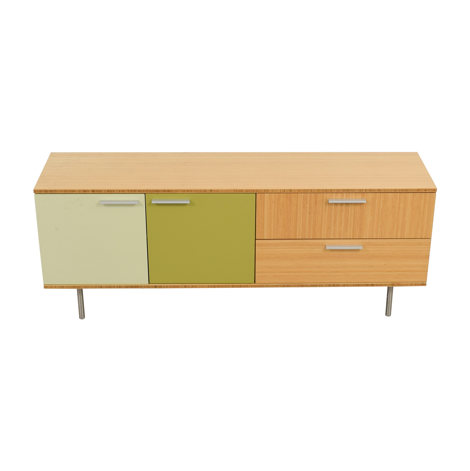 buy Wonk Clermont Multi-Colored Credenza Wonk Storage