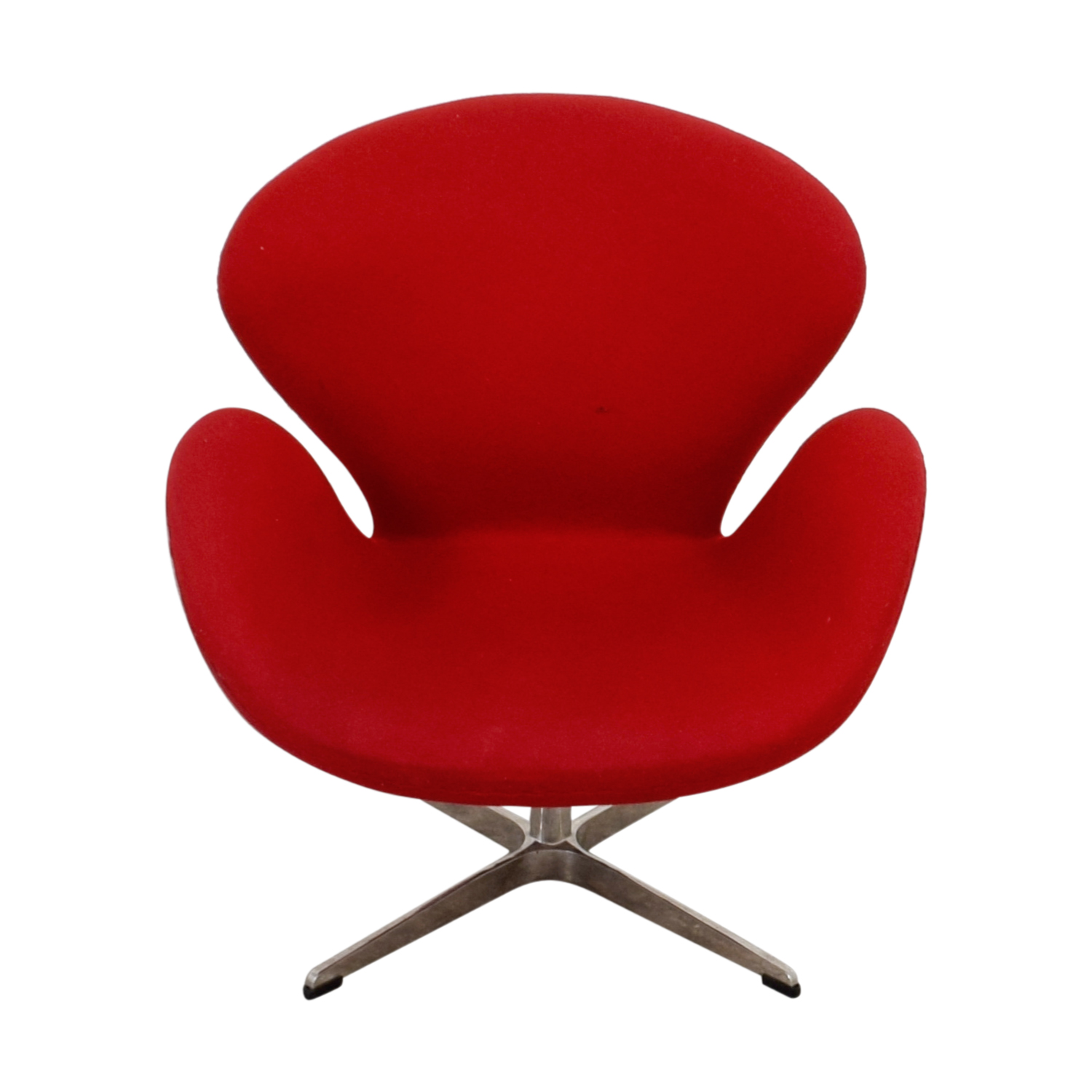 Design Within Reach Design Within Reach Red Swan Accent Chair price