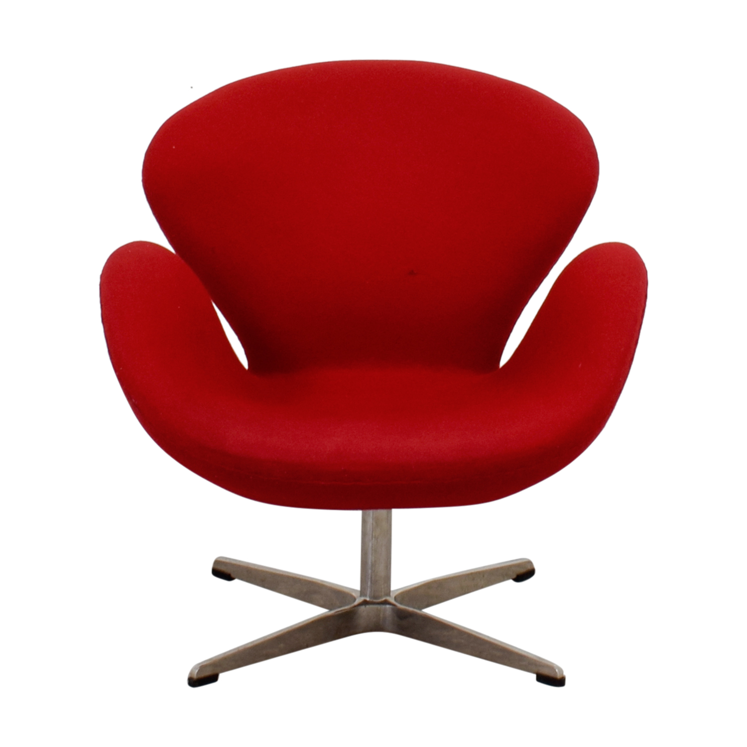 Design Within Reach Design Within Reach Red Swan Accent Chair