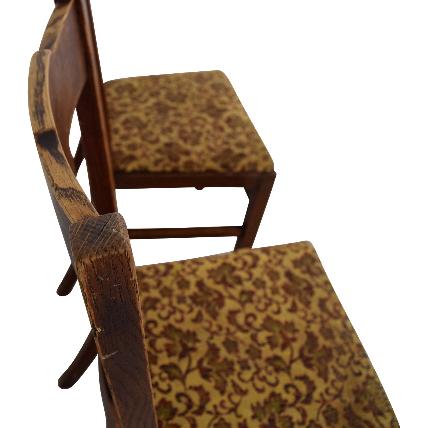 Antique Mission Upholstered Chairs coupon