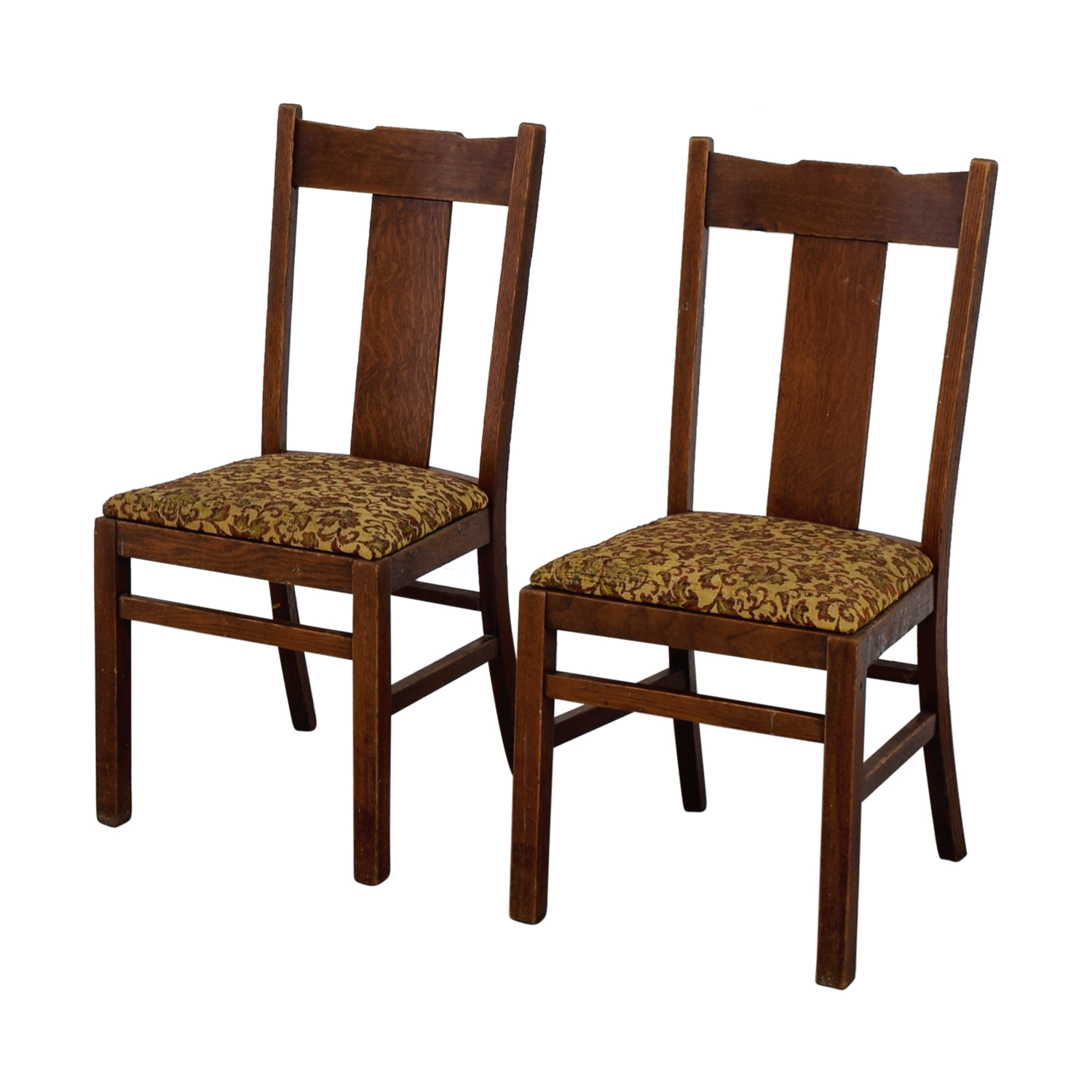 shop Antique Mission Upholstered Chairs  Chairs