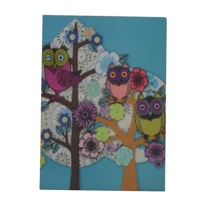 Owl Wall Art nyc