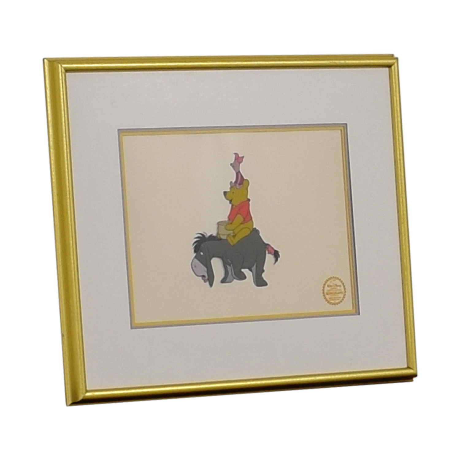 Disney Disney Winnie the Pooh Limited Edition Serigraph Framed discount