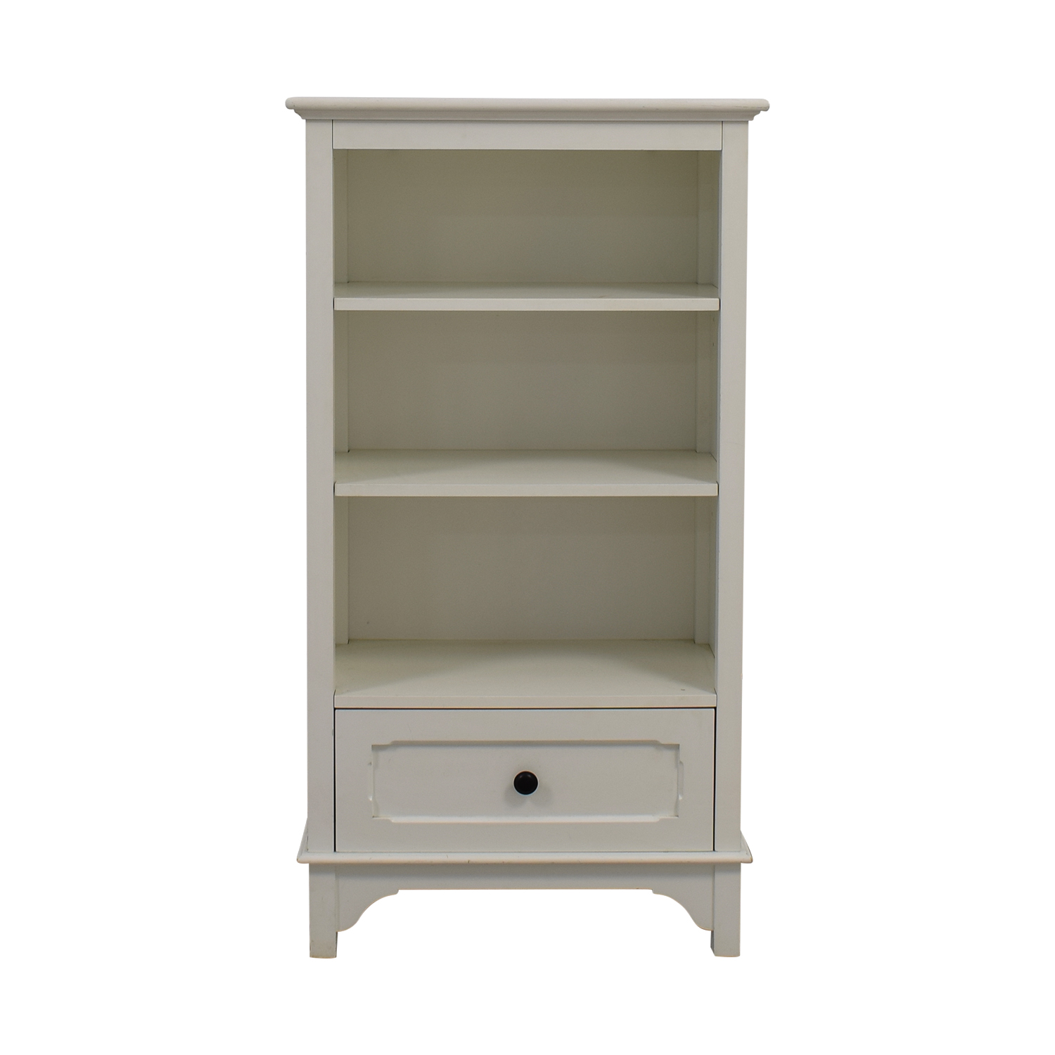 shop Pottery Barn Single-Drawer Book Shelf Pottery Barn Storage