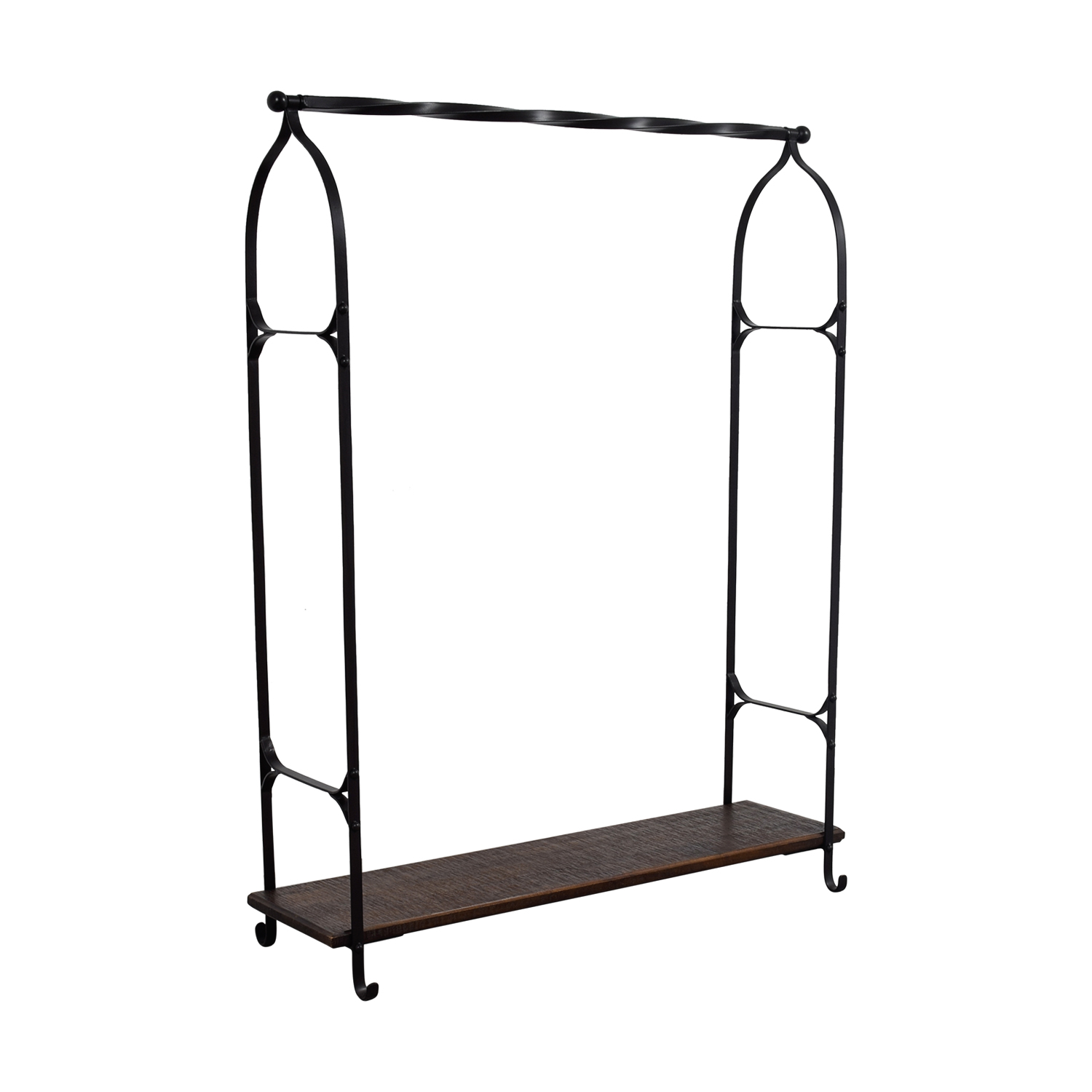 shop Pottery Barn New York Clothing Rack Pottery Barn Dividers