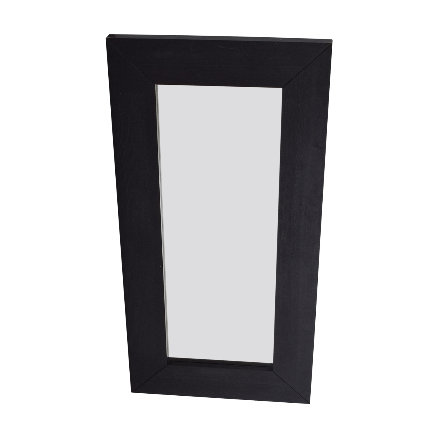 AllModern AllModern Large Wood Framed  Standing Mirror on sale