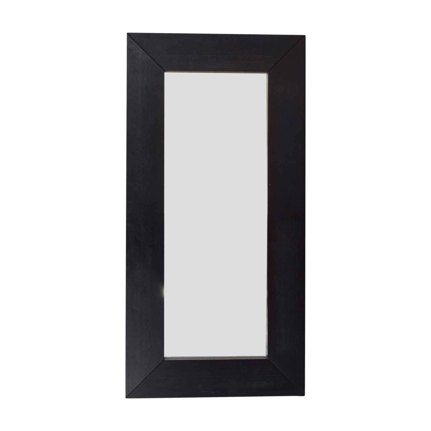 AllModern AllModern Large Wood Framed  Standing Mirror price