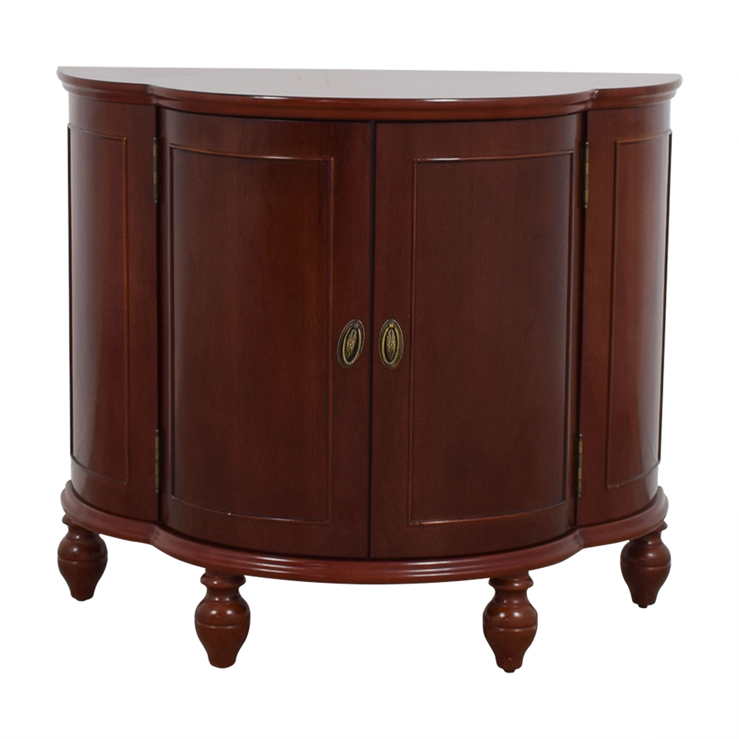 Bombay Company Bombay Company Wood Entertainment Bar Cabinets & Sideboards